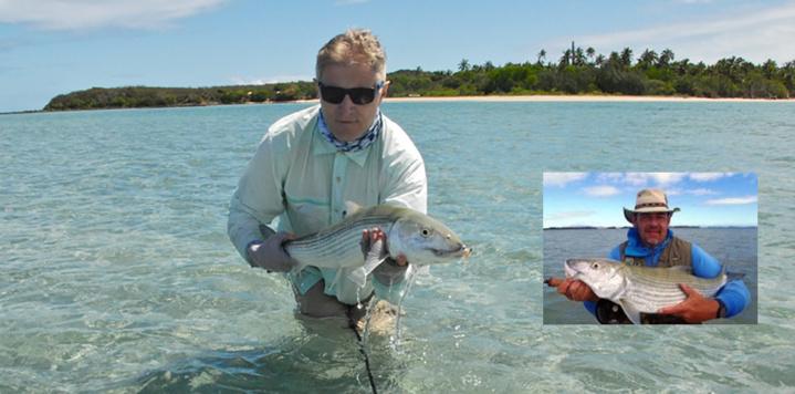 2 New IGFA World Record Bonefish
