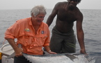 NORTHERN NEW CALEDONIA GREAT GAME FISHING STORY IN JULY 2011