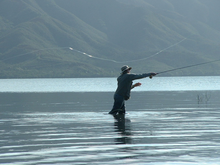 Northern Bonefishing Safaris, the Nenemas District Land